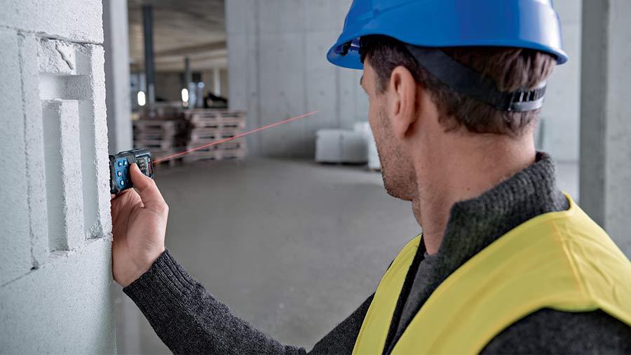 Télémètres connectés glm 5027 C CG professional bosch